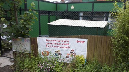The 101 Playgroup could be forced to close its doors after 30 years. Photo: Nigel Sutton