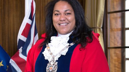 Cllr Rosemary Sales, the new Speaker of Hackney. Photo Hackney Council/ Gary Manhine
