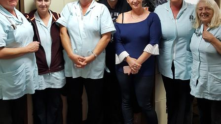 Kerry visits clients in the North Lowestoft area, providing services that enable them to stay in the