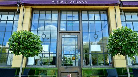 York and Albany