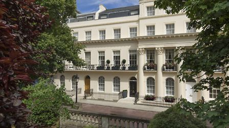 Chester Terrace, Regent�s Park NW1, �13,750,000, Aston Chase