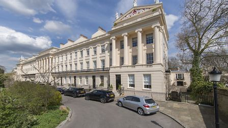 Gloucester Gate, Regent�s Park NW1, �5,750, Aston Chase