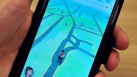 Pokemon Go fans can leave their homes and explore the wilds of London and Essex Picture: PA