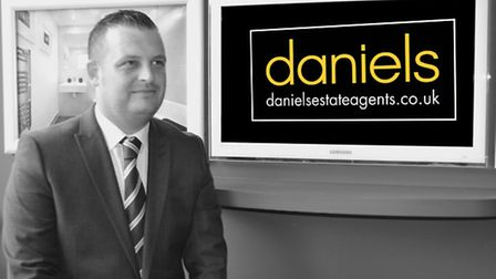 Tony Bunch, Branch Director, Daniels