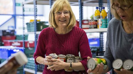 Hackney Foodbank is in desperate need of a new warehouse to store its tonnes of food