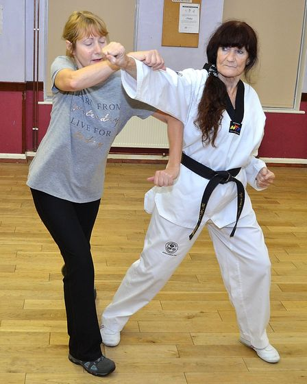 Taekwondo has been recognised for the 2020 Paralympic Games. Picture: Mick Howes