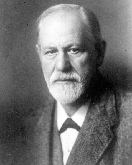 Sigmund Freud is one of many distinguished European residents who once called the area home