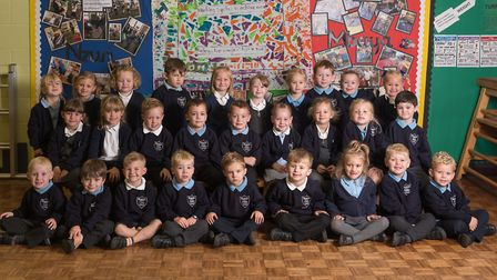Blundeston Primary School. First Class 2017 - Lowestoft Journal. Picture: James Bass