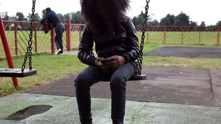 The number of children in care going missing is rising in Hackney. Photo: Dan Hodges/Barnardos