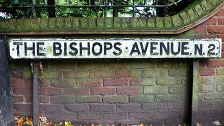 The Bishops Avenue is gaining in popularity with residents once again as new apartment schemes tempt