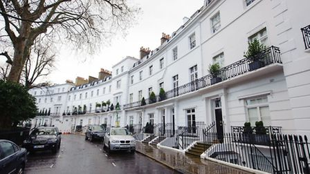 A study shows the correlation between high house price rises and enthusiasm for EU membership