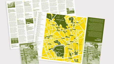 The full Camden estates guide and map by Stefi Orazi/Modern Estates