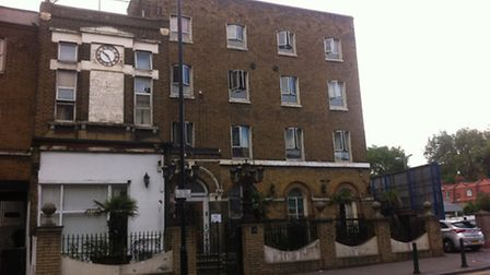 Single rooms at the Shuttleworth Hotel in Hackney are rented for up to �255 a week