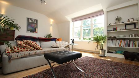 Light and clean, this Highgate flat is a great rental option