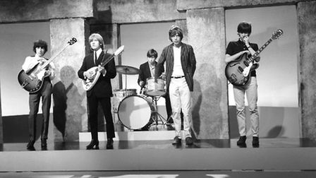 The Rolling Stones moved out of their shared Chelsea flat in 1964, and drummer Charlie Watts rented
