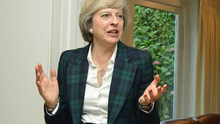 'Brexit means Brexit' Theresa May tells conservatives in Hampstead