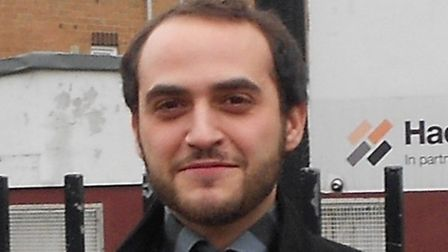 Mustafa Korel who is standing for Hackney Mayor as an independent candidate