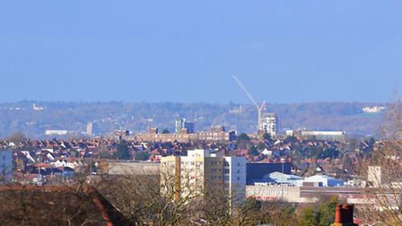 View from Childs Hill