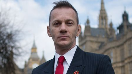 Mark Ward was told he had been infected with HIV as a child of 14