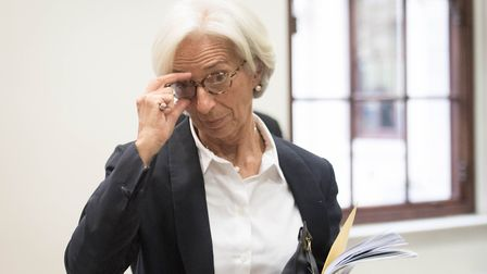 International Monetary Fund managing director Christine Lagarde has given a stark warning over the h