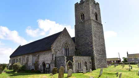 Pakefield Church. Picture: Nick Butcher