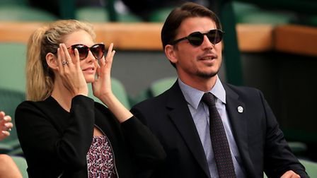 Tamsin Egerton and Josh Hartnett are rumoured to be looking for a new home in Hampstead