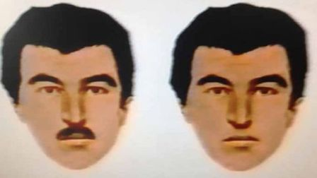 Images released by police following the 1982 murder of Yiannoulla Yianni