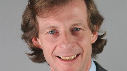 Cllr Guy Nicholson, cabinet member for regeneration