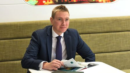 Ben Relton, sales manager, Foxtons