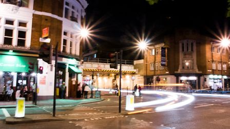 Shoreditch has one of the most vibrant night-time economies in London. Picture: Peter Sigrist (flick