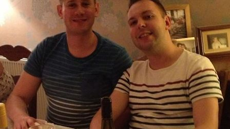 Gavin Brewer (l) and Stuart Meads (r). Facebook