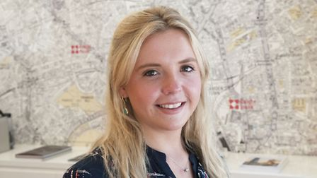Meet the Agent Alicia Carter of Knight Frank in Englands Lane