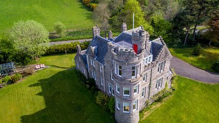 A two bed flat in Belsize Park...or an entire Scottish castle?