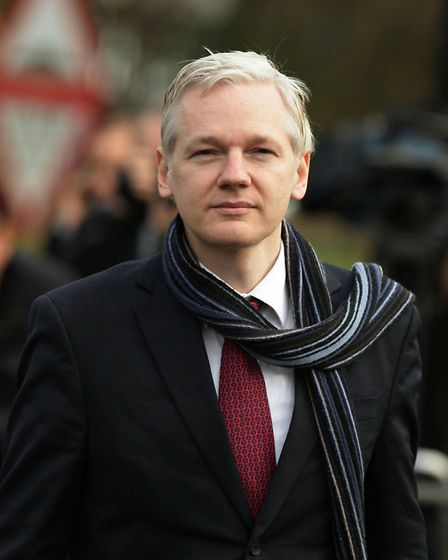 WikiLeaks founder Julian Assange was one of those represented by John Jones QC