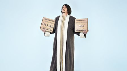 Jay Rayner's Ten Food Commandments offer 'moral guidance'