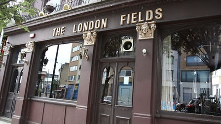 The London Fields pub in Mare Street closed this summer