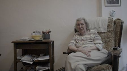 Betty, who is participating in the Home project