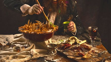 What might be served at the immersive meal based on Roald Dahl's book The Twits (Photo: Addie Chin)
