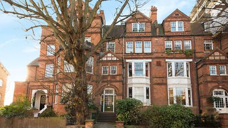 A one-bedroom flat on Fitzjohn's Avenue for �495/week (�2,145/month) is our rental of the week