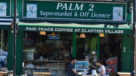 General view of Palm 2 in Clapton