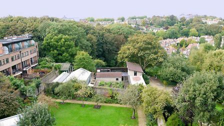The green fields of the Highgate Bowl could be built upon