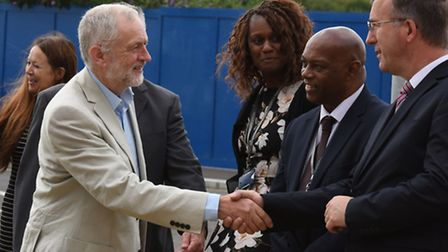 Labour leader and Islington Noth MP Jeremy Corbyn is still finding support from his near neighbours