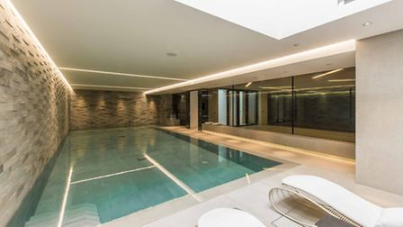 A swimming pool is an essential, especially above �20,000 per week