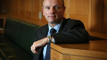 """Mike Freer MP said that NHS England was """"setting one group of patients against another"""" in its stanc"""