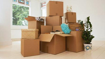 With a private concierge service helping you relocate you won't see so much as a hint of a cardboard