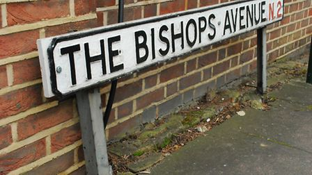 Bishops Avenue is proving a little to busy for discerning HNWIs tastes