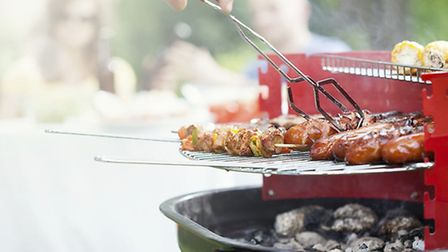 Fire chiefs have warned people not to pour ignitable liquids on their barbecue