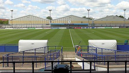 Wingate & Finchley's home ground. Pic: Martin Addison