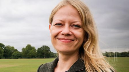 The Green Party's Sian Berry