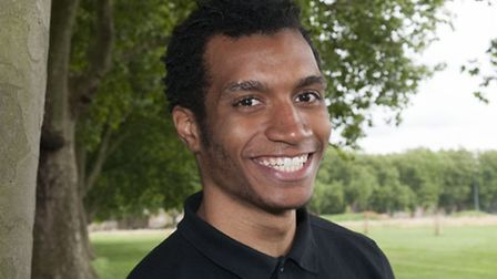 Founder of Complexion Joshua Boyd-Campbell trained at Wally Foster Community Centre himself before b